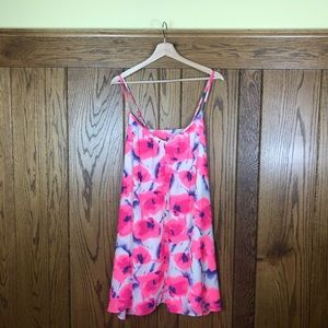NWT Saks Fifth Avenue Pink Multicolored Dress